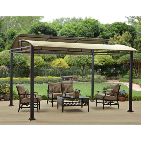 Better Homes And Gardens Sawyer Cove Outdoor Gazebo  12 Ft X 10 Ft