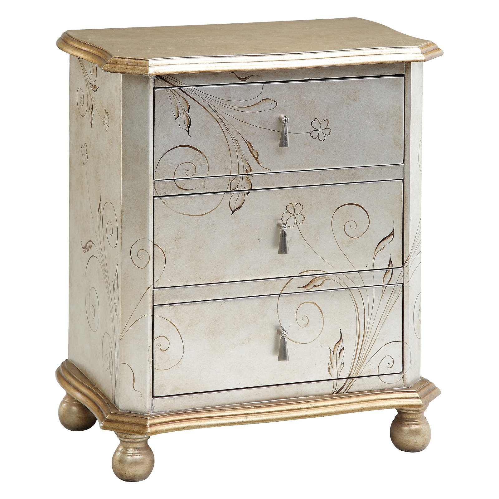 Celeste 3 Drawer Chest