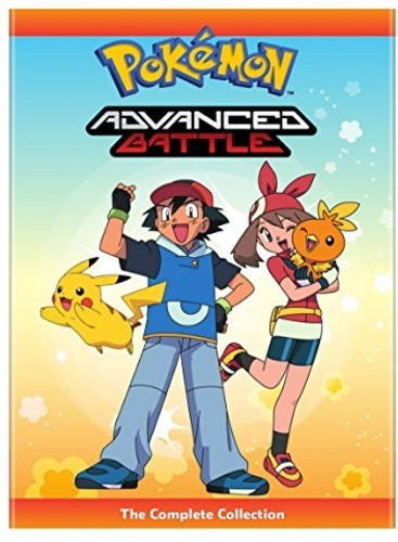 Pokemon Advanced Battle: The Complete Collection ( (DVD)) by