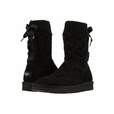 7b8a4fea8e4 UGG Women's Isla Knit Boots 1016556
