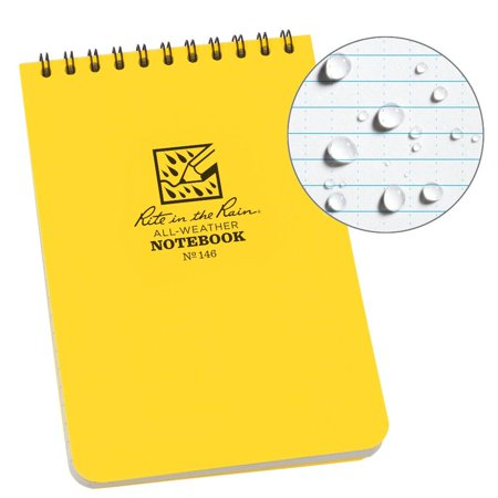 All-Weather Top-Spiral Notebook, 4
