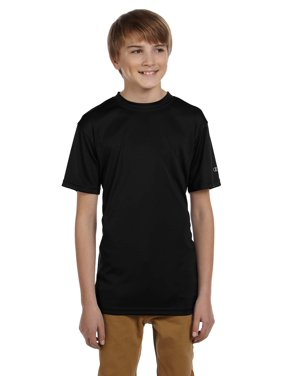 CW24 Youth Double Dry Tee Royal Blue Large