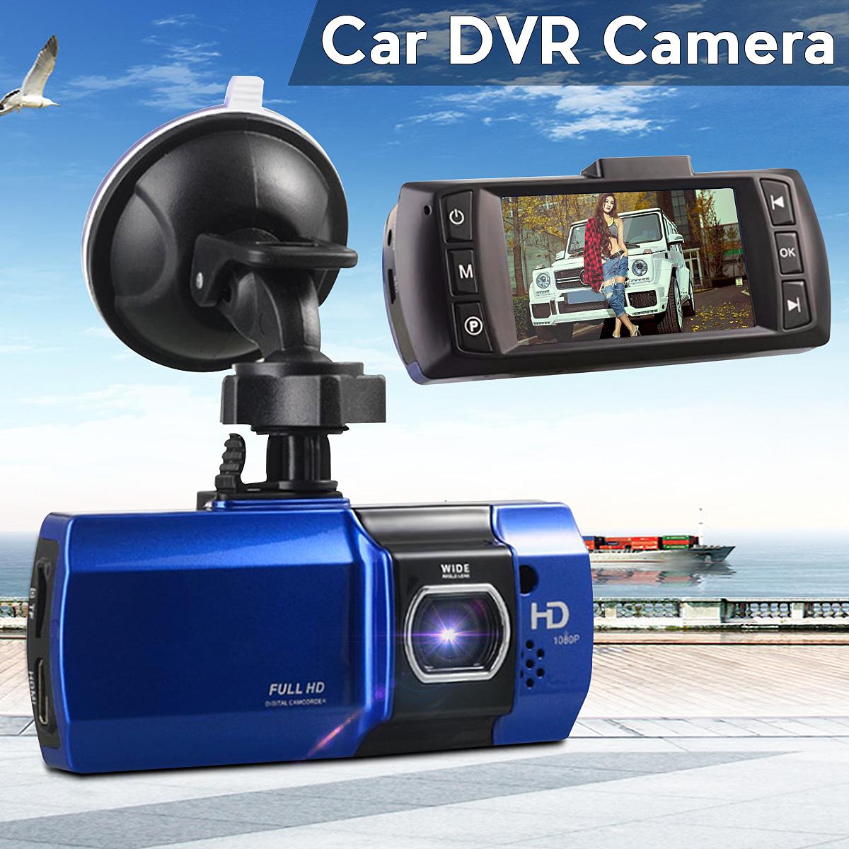 170° Lens G-Sensor Car DVR Dash Camera Novatek NT96650 Night Vision 2018 Upgrade
