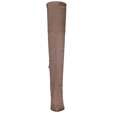 GUESS Womens norris Closed Toe Over Knee Fashion Boots