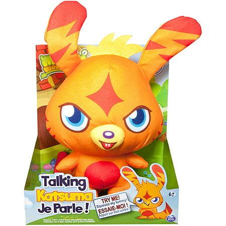Moshi Monsters Talking Plush Toy, Katsuma