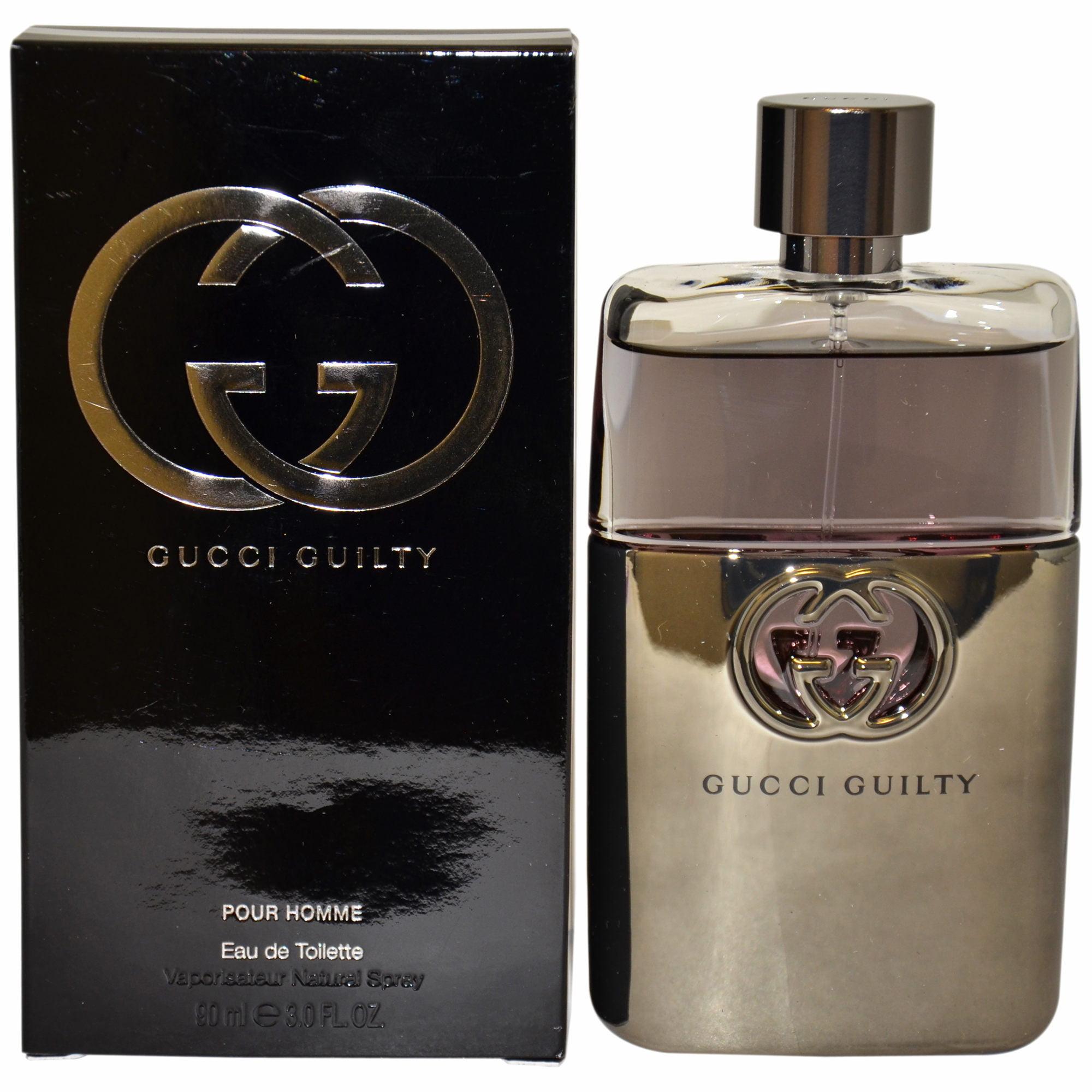 Product of Gucci 3 oz.Gucci Guilty Pour Homme Eau De Toilette Spray -  Bulk  Savings  - Walmart.com 9a8f3319c26e