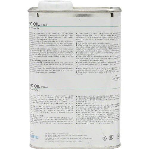 Shimano SG-S700 Oil for Alfine 11-Speed Hub 1 Liter - image 1 of 1