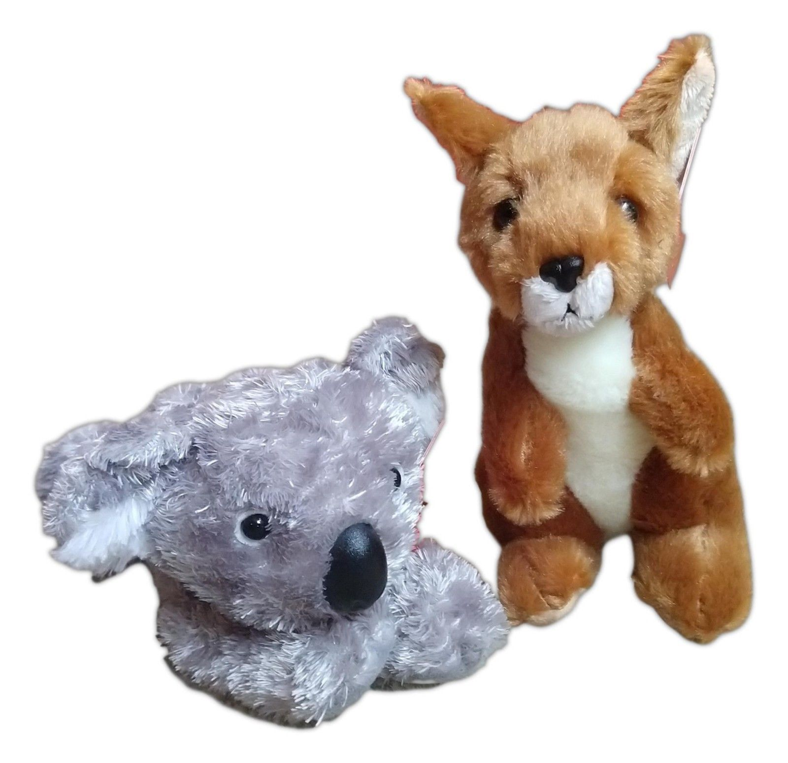 Kangaroo Melbourne Koala Mini Flopsie 8 Stuffed Animal Plush By