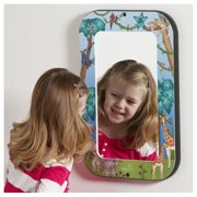 Playscapes Animal Families Wall Mirror