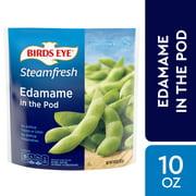 Birds Eye Steamfresh Edamame in the Pod, Frozen Vegetable, 10 OZ