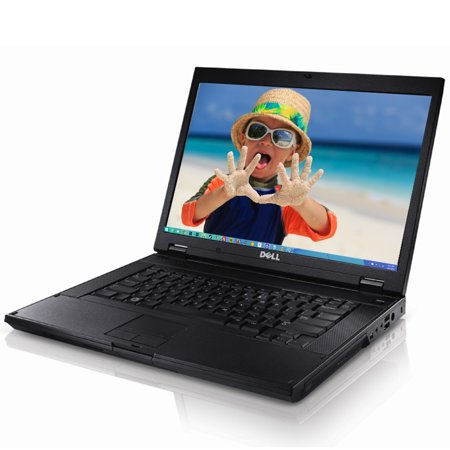 "Certified Refurbished Dell Latitude E5500 15.4"" Windows 10 Laptop Notebook PC 2.0 GHz 4GB Ram a 250B Hard Drive and Wifi"