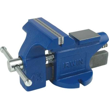 Irwin Bench Vise 4 1 2 In
