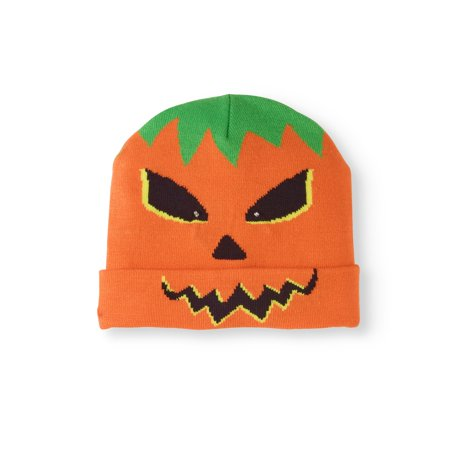 halloween jack o lantern hat with lights