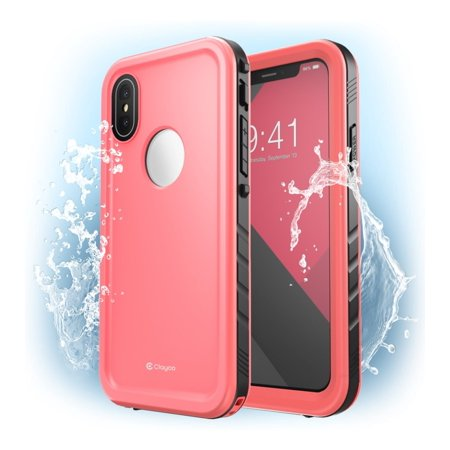 check out 55ab0 78670 iPhone XS Max Waterproof Case, Clayco [Omni] Underwater Shockproof  Snowproof Dirtproof Case with Built-in Screen Protector for Apple iPhone XS  Max 6.5 ...