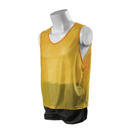 Kwik Goal Training Vests (Kwik Goal Deluxe Scrimmage Vest Yellow Extra Extra Small)