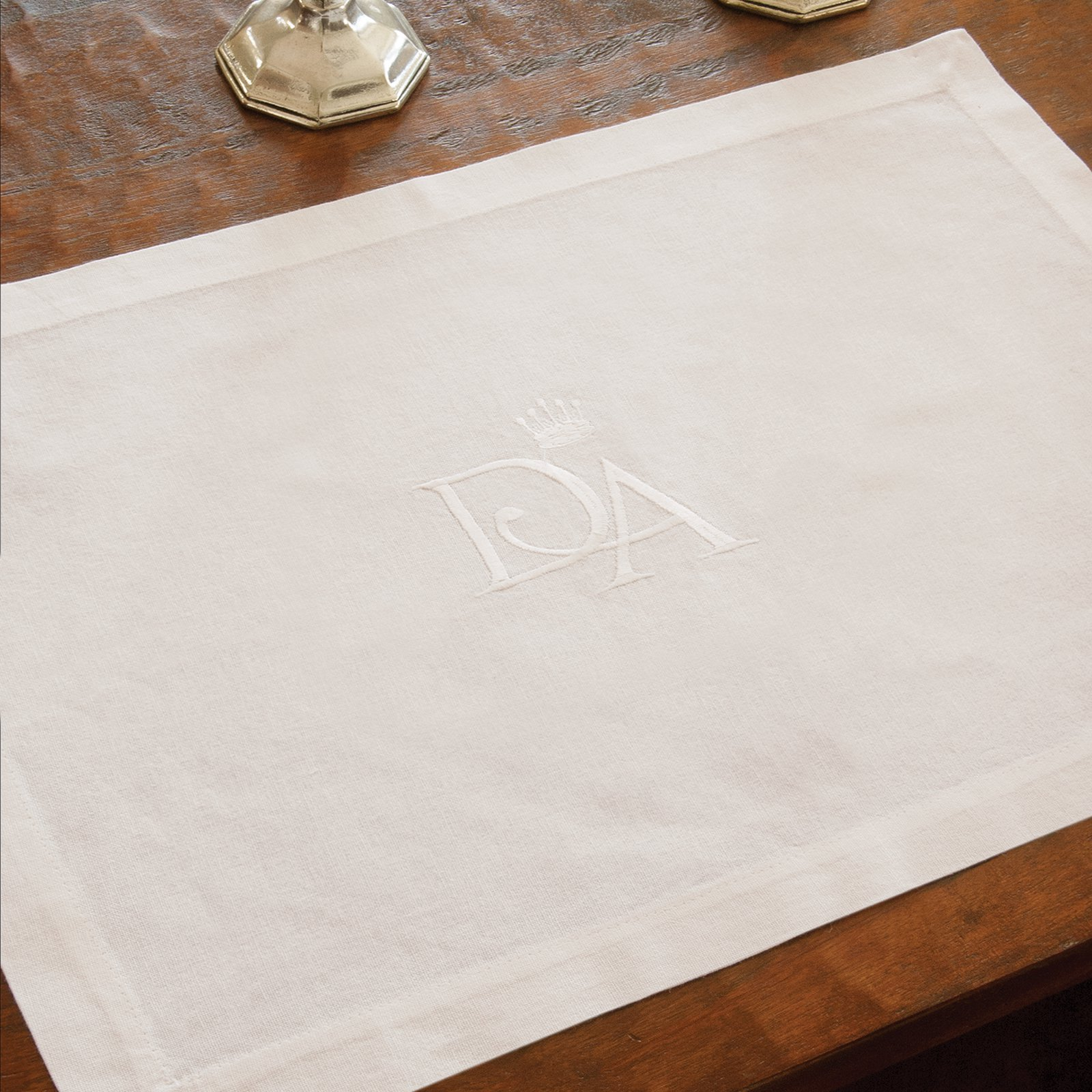 Downton Abbey by Heritage Lace Downton 14 x 20 in. Placemat - Set of 4