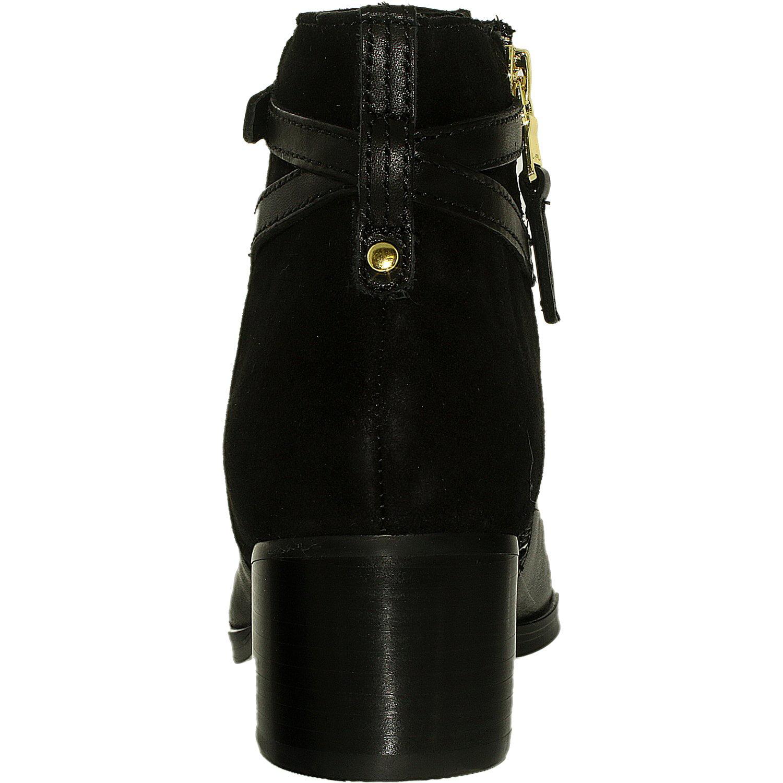 Lauren Ralph Women's Damara-Bo-Csl Leather Suede Polo Tan / Snuff Ankle-High Boot - 9M