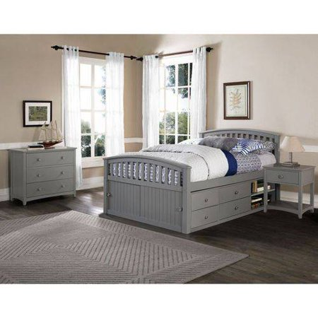 Twin Captains Bed Walmart