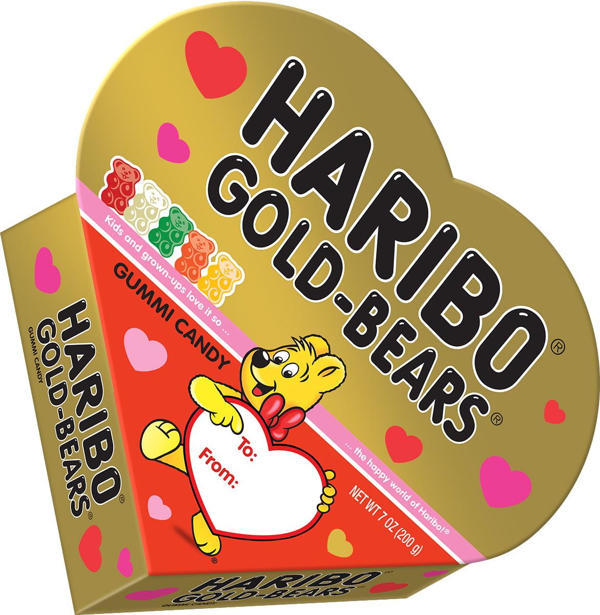 Gummy Bear with a Golden Heart