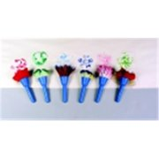 Marvel Education Plastic Handle Fabric Brush Set - 6.25 in. - Set 6