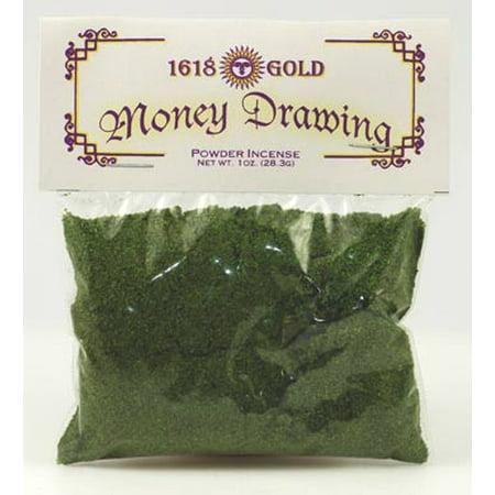 Money Incense (Money Drawing Powder Incense)