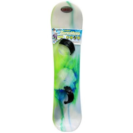 SNOWBOARD W/TOE BINDING (2008 Snowboard Bindings)