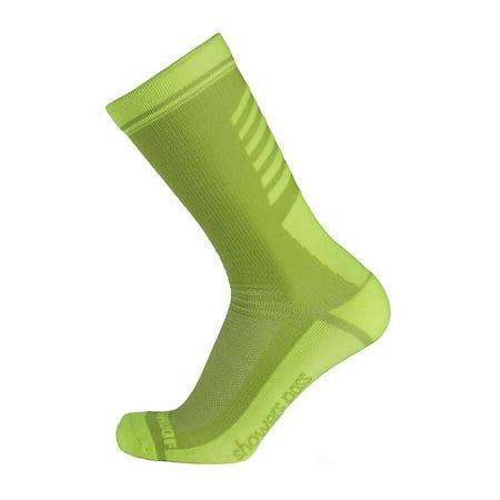 Showers Pass Crosspoint Lightweight WP Crew - Lightweight Cricket Sock