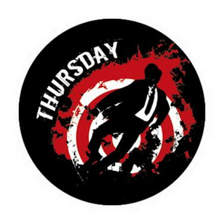 Multi Layer Suits - Thursday Bullseye Suit Button B-3382