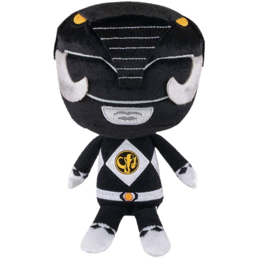 Funko Plush: Power Rangers, Black Ranger
