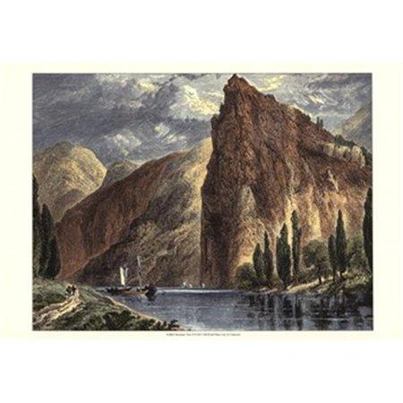 -19 X 13 affiche de Vieux Monde Affiches OWP41286D Mountain View II - image 1 de 1