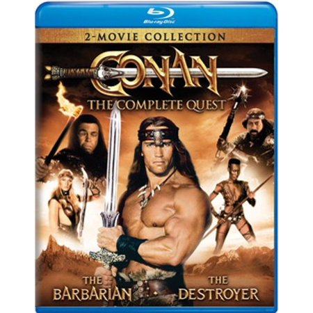 Conan: The Complete Quest (Blu-ray)