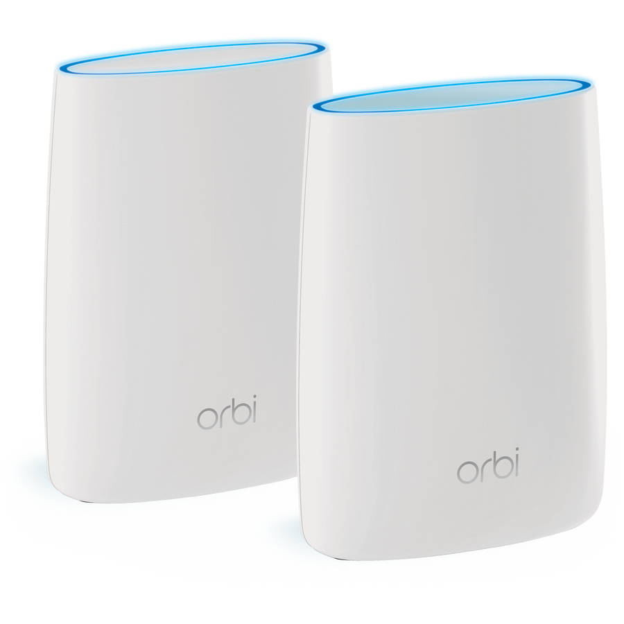 Orbi AC3000 High-Performance Tri-Band WiFi System