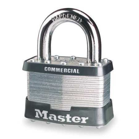 MASTER LOCK 22KA-280 Padlock, KA, 5/8 In H, Steel](Halloween Lock In)