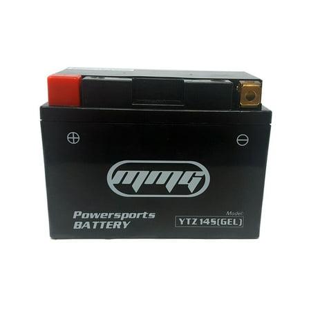 Maintenance Gel - YTZ14S - Sealed GEL Factory Activated Maintenance Free 12v Battery - HONDA DN-01 CTX700 NT700V VT750