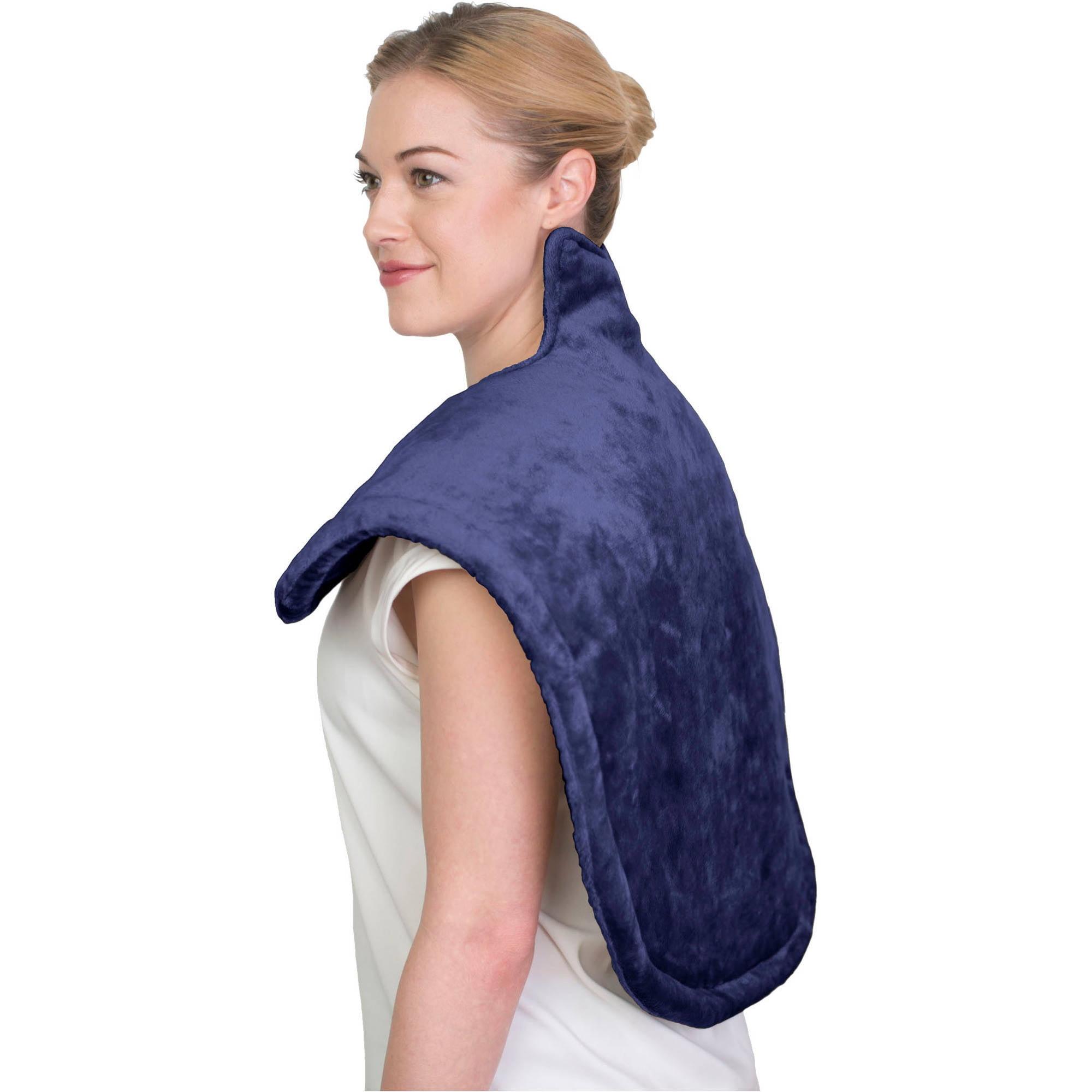 UComfy Neck and Shoulder Heat Wrap, Blue