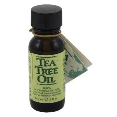 Gena Spa Products 100% Tea Tree Oil, .5 fl oz (one bottle)