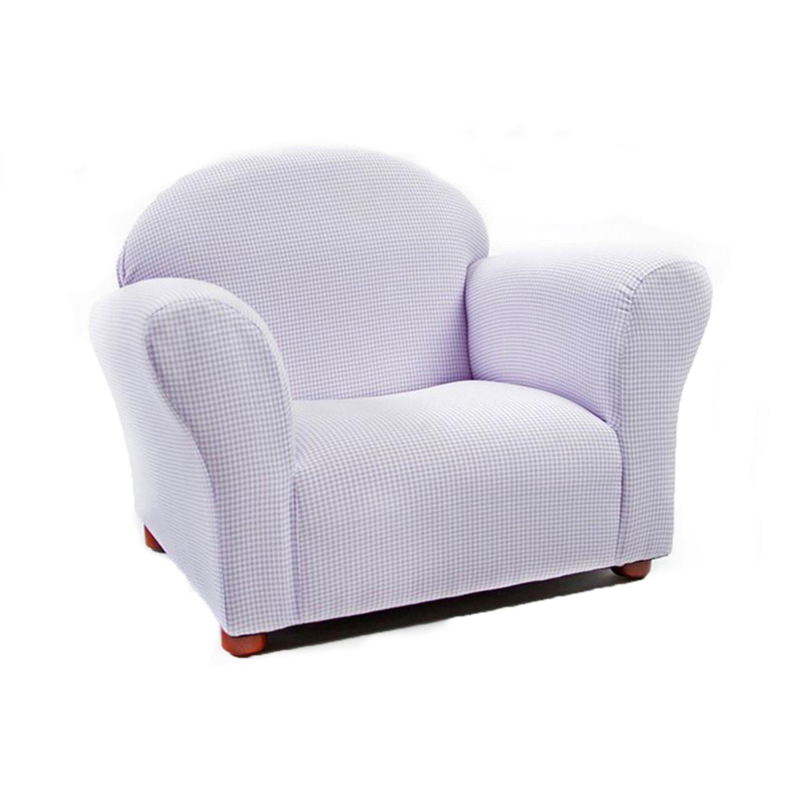 Fantasy KEET Roundy Gingham Kids Chair