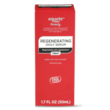 Equate Beauty Regenerating Daily Serum, 1.7 oz