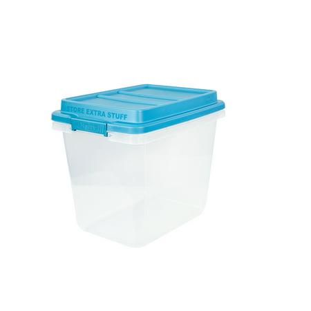 Hefty® HI-RISE™ 32-Quart Storage Bin - Bins Storage