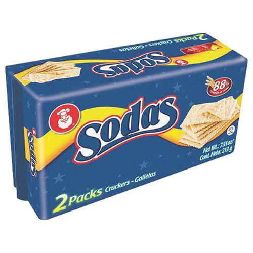 Dux Sodas Crackers, 7.51 oz
