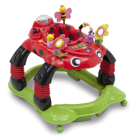 2e9016567 Delta Children Lil Play Station Sadie the Ladybug Infant Activity ...