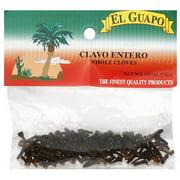 El Guapo Whole Cloves, 0.25 Oz, (pack Of