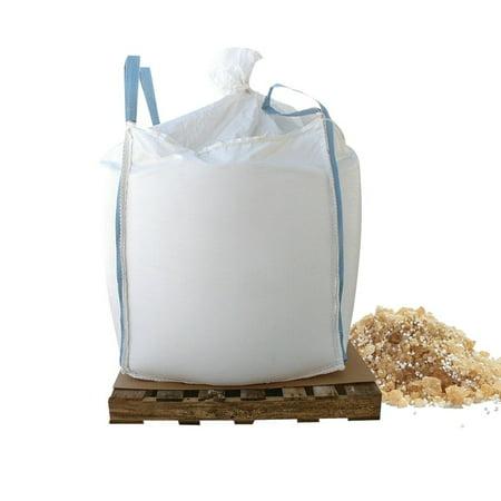 Bare Ground coated granular blend with Calcium Chloride pellets ( Base UPC 0063227250512) Size 2000 - Based Pellets