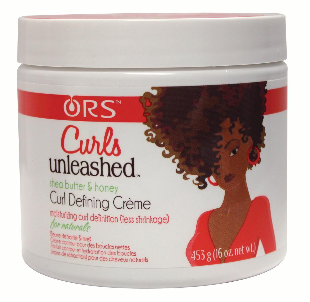 Ors Curls Unleashed Curl Defining Creme 16 Oz Walmart Com