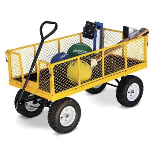 Track Equipment Wagon