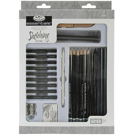 Essentials Art Set, Sketching