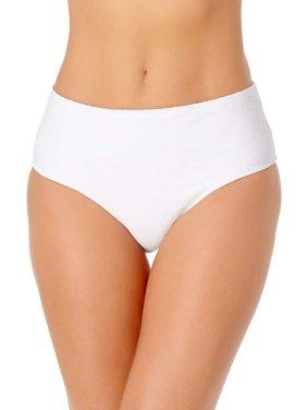 Anne Cole - Mid Rise Bikini Bottom
