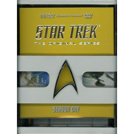 - Star Trek: Original Series - Season 1 Remastered