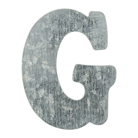 On the Surface Tin Letter G, 1 Each