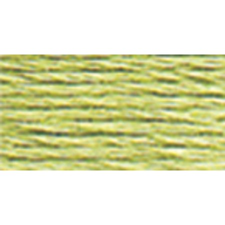 DMC 6-Strand Embroidery Cotton 8.7yd-Light Yellow Green - image 1 de 1